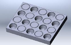 Desarrollo de matriceria Fabrica de envases plasticos